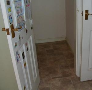 New Closet Floor