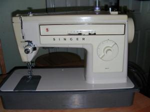 Singer 507 Sylvia