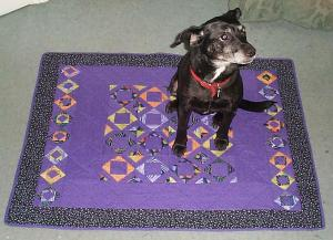 2Quilt for Nigel