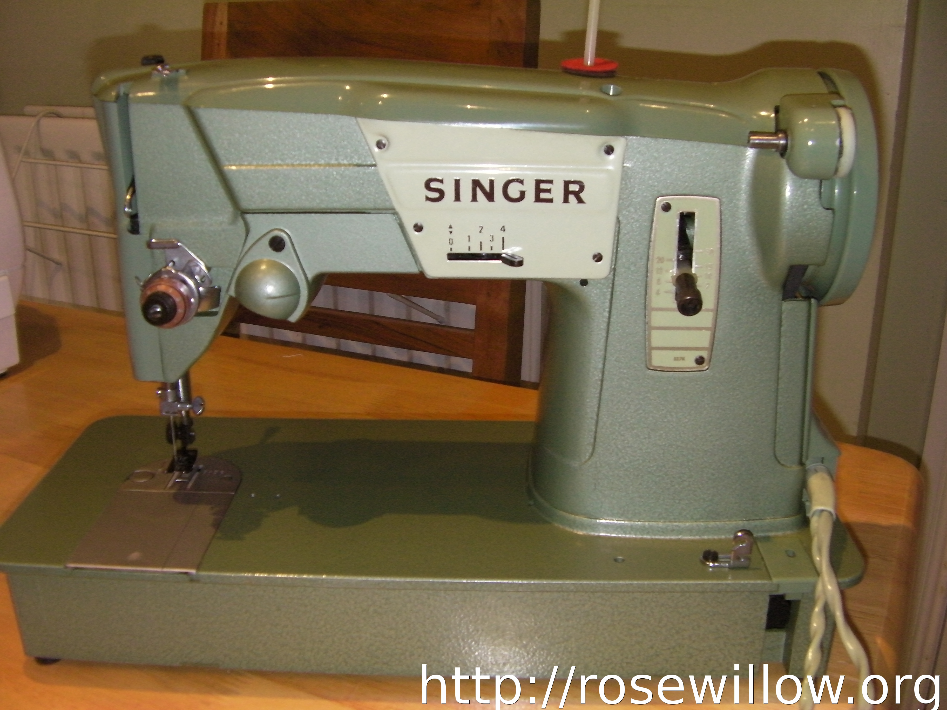 Sewing Machine Gallery | Rosewillow's Unfinished Business