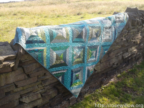 quilt-on-wall