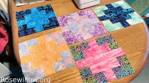 New squares WM